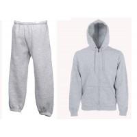 Trenirka s kapuco in zadrgo, hlače brez patenta ali hlače z patentom, originalna,kakovost,velik izbor barv,kvalitetne, velika vsebnost bombaža,unisex