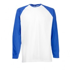 Majica Baseball dolg rokav, originalna kakovost, velik izbor barv, zelo velik delež bombaža