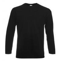 Moška majica debelejša, dolg rokav, originalna kakovost, velik izbor barv, zelo velik delež bombaža