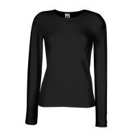 Ženska majica dolg rokav, originalna kakovost, velik izbor barv, velik delež bombaža