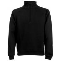 Moški pulover, četrtinska zadrga, originalna kakovost, velik izbor barv, primeren za oba spola, za hladne dni ali večere