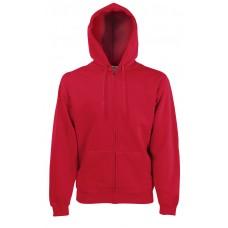 Unisex pulover s kapuco in zadrgo, originalna kakovost, velik izbor barv, primeren za oba spola