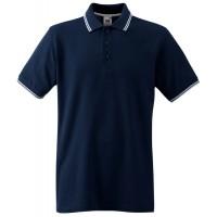 Moška polo majica kratek rokav, s črto, originalna kakovost, velik izbor barv, za šport in prosti čas